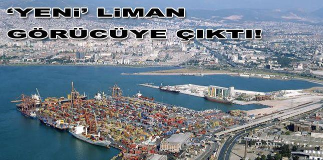 Ve 'yeni' Alsancak Limanı görücüye çıktı