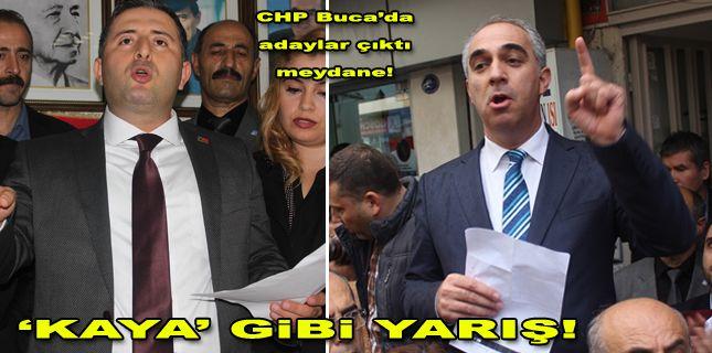 CHP Buca'da adaylar çıktı meydane!
