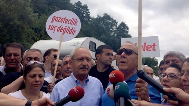 'Adalet Yürüyüşü'nde 5.gün: CHP'den yeni karar!