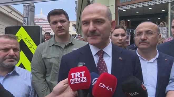 Bakan Soylu'dan seçim güvenliği açıklaması