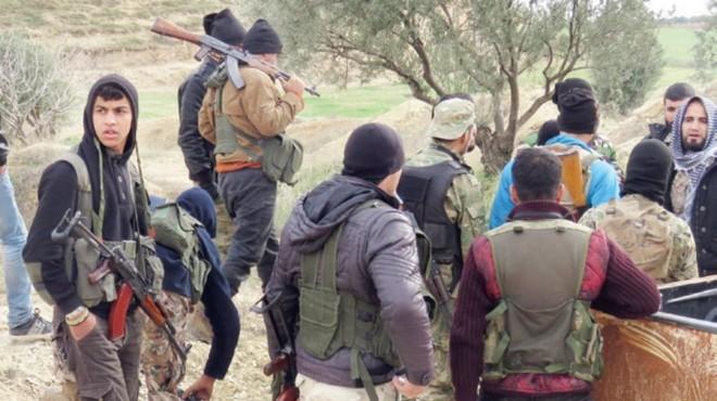'Binbir surat' terörist Suriye'ye kaçtı!