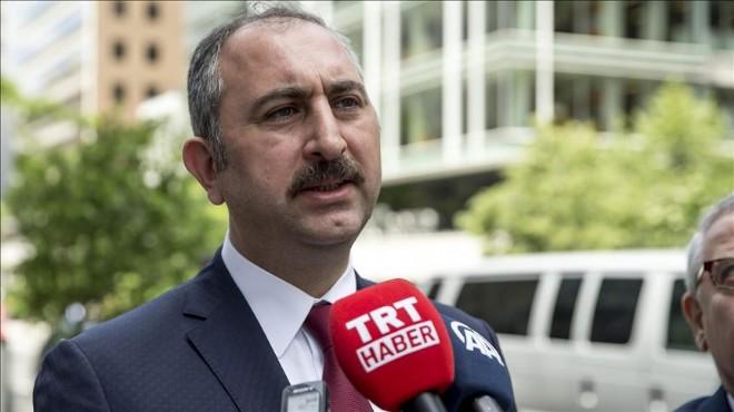 'FETÖ elebaşının iadesi için yeni belgeleri ABD'ye ilettik'