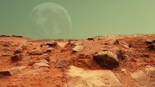 'Mars'a gidecek ilk kişi bir kadın olabilir'