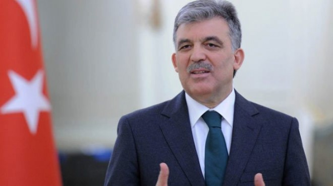 Abdullah Gül: 'Polemiğe girmek istemiyorum'
