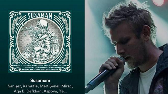 'Susamam' adlı şarkı hakkında suç duyurusu!
