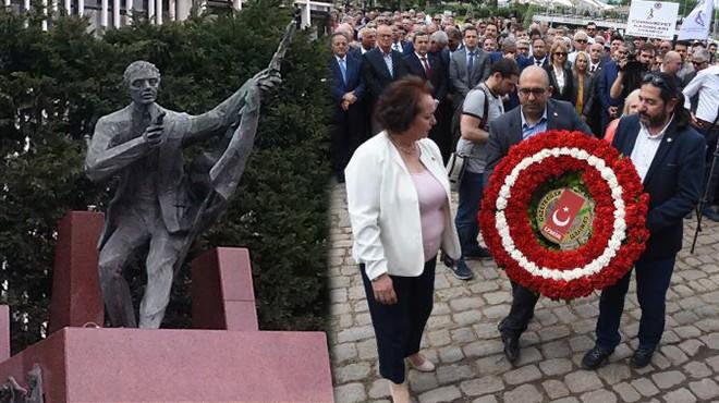 100. yılda ilk kurşun buluşması: Hasan Tahsin unutulmadı
