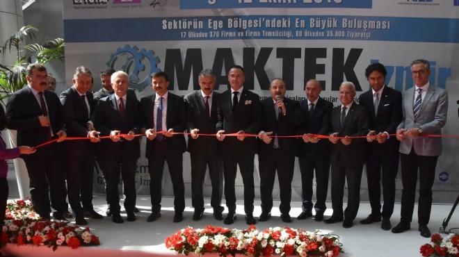 17 ülkeden 370 firma İzmir'de buluştu