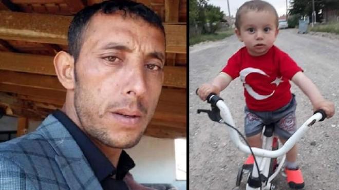 3 yaşındaki çocuğu öldürdü: Kuyuda yakalandı!