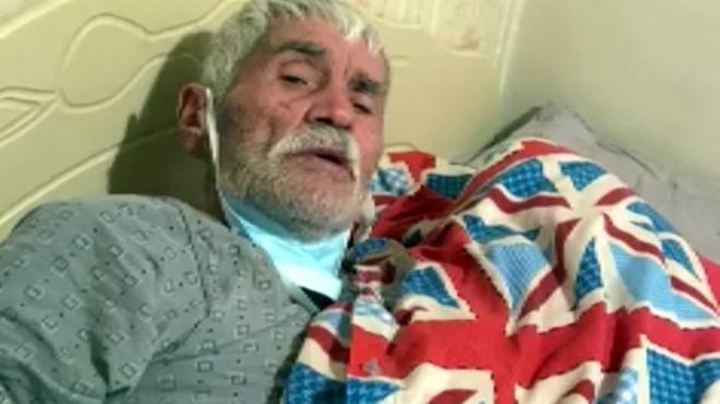 91 yaşındaki gurbetçi virüsü yendi