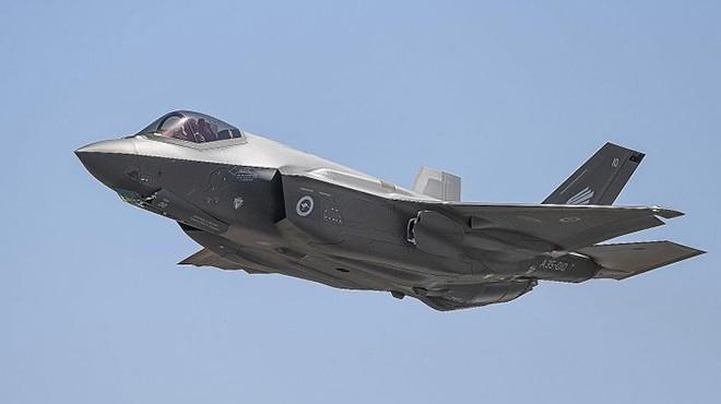 ABD açıkladı: F-35 imalat hatası sebebiyle düştü!
