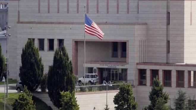 ABD Elçiliği: PKK saldırısını kınıyoruz!