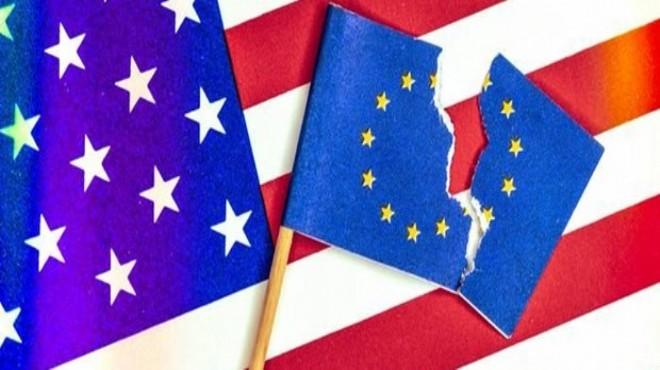 ABD ile AB arasında ticaret savaşı kızışıyor