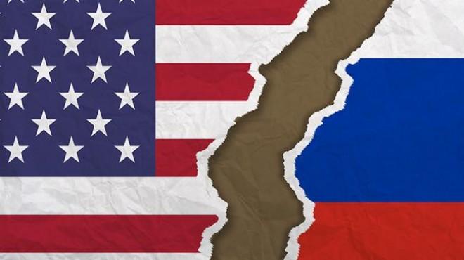 ABD ile Rusya arasında diplomatik gerilim büyüyor