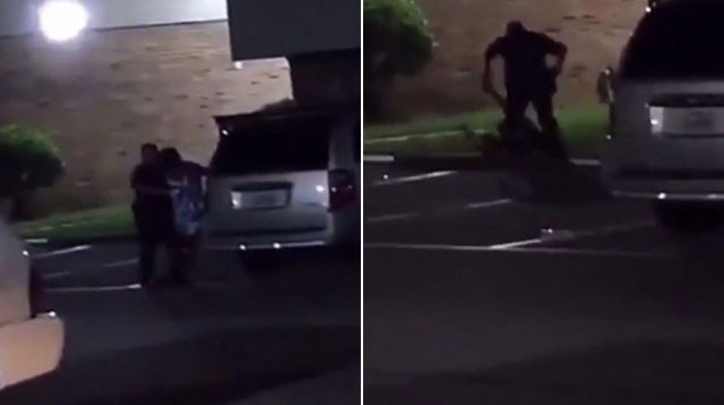 ABD polisi gözaltına alamadığı hamile kadını kurşunlayarak öldürdü!