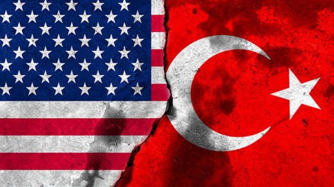ABD'yle bu kez 'seyahat' krizi!