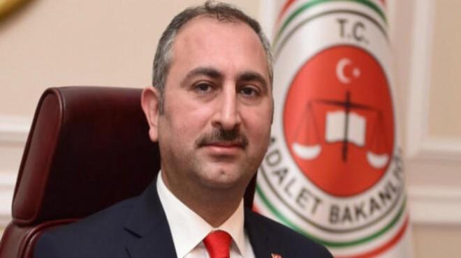 Adalet Bakanı Gül'den çarpıcı mesajlar
