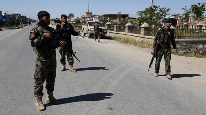 Afganistan'da pazar yerine bombalı saldırı: 23 ölü