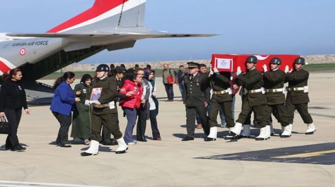 Afrin şehidini Ordu'da binler uğurladı