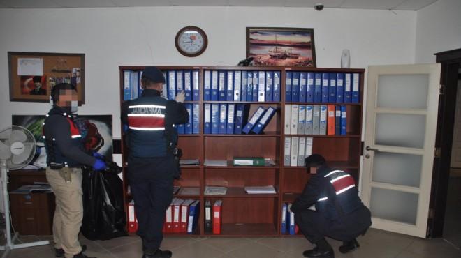 Afyonkarahisar'da organize suç örgütüne operasyon!