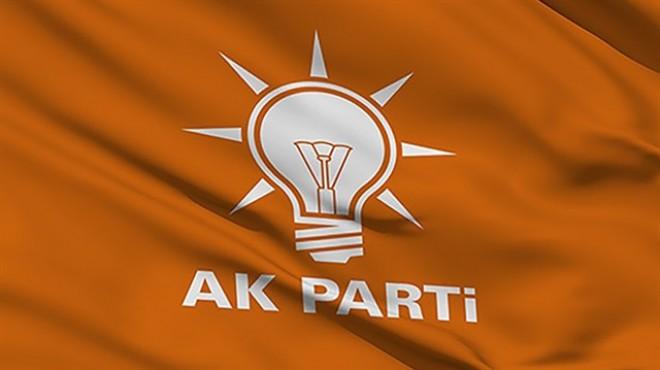 AK Parti'de iki ile atama