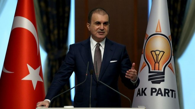 AK Parti'den CHPye sert tepki!