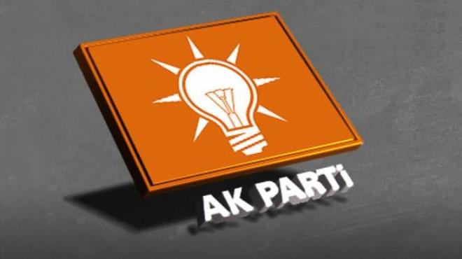 AK Parti'den istifa sonrası ilk yorum!