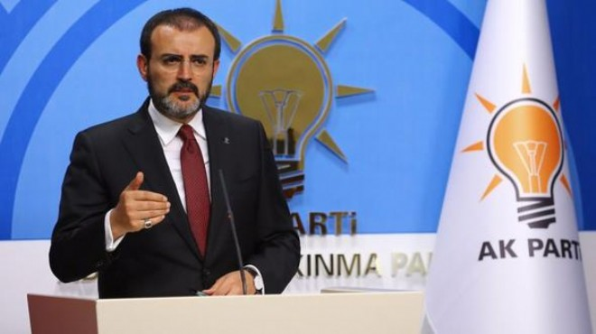 AK Parti'den Kılıçdaroğlu açıklaması...