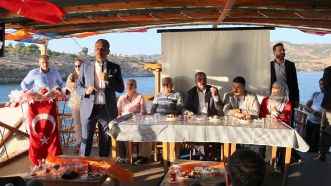 AK Parti'de tekne toplantısı!