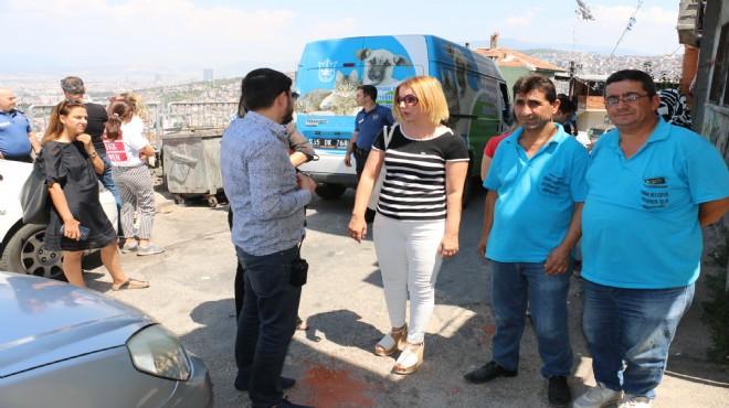 AK Parti İl Başkanı Şengül talimat verdi, teşkilat harekete geçti