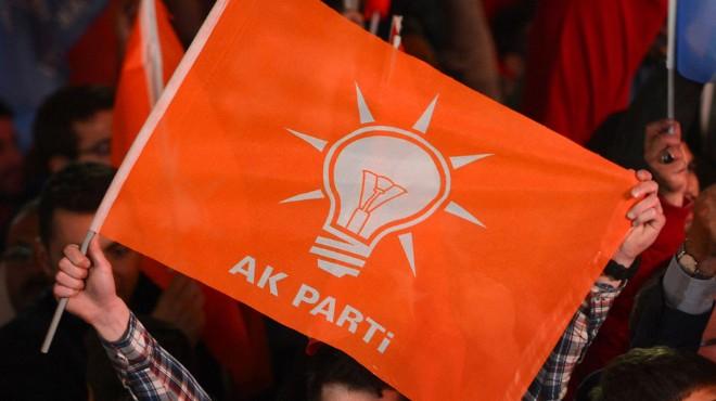 AK Parti İzmir'de 4 ilçenin daha takvimi netleşti!