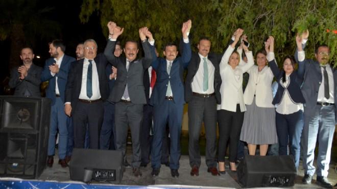 AK Parti'den Bayraklı buluşması: İzmir'de birinci parti olacağız!