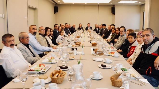 AK Parti İzmir'de 'birlik' buluşması: Geçmişteki yanlışları...