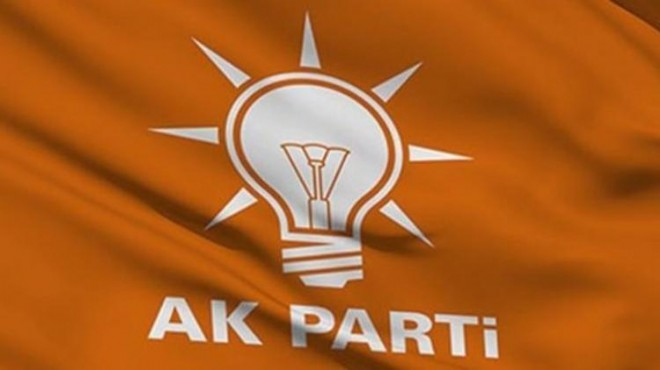AK Parti İzmir'de flaş gelişme: O ilçede başkan ve yönetimin komple istifası istendi!