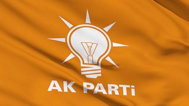 AK Parti İzmir'de kongre heyecanı: Bayraklı'da sürpriz aday çıktı ama...