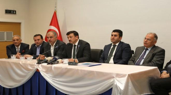 Jakoben: AK Parti İzmir'den CHP'ye Bombardıman