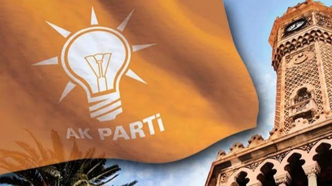 AK Parti İzmir'e yeni atamalar: 5 değişim, 1 devam!