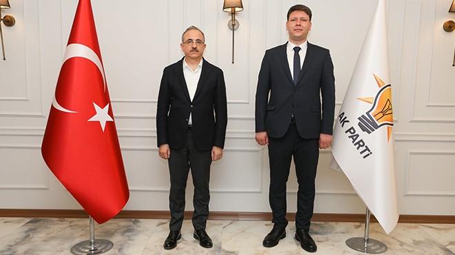 AK Parti İzmir Gençlik Kollarında 'liste' mesaisi