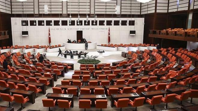 AK Parti ve MHP'nin grup toplantıları iptal edildi