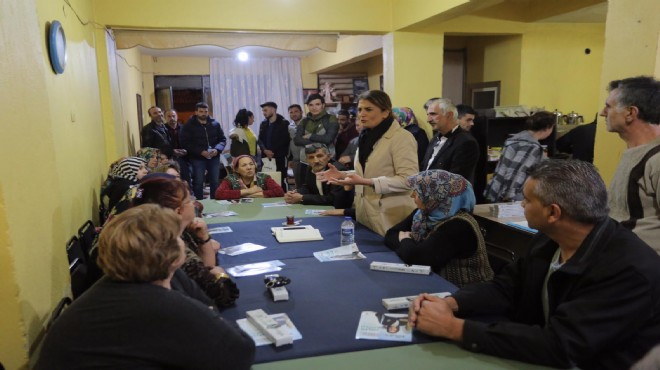 AK Partili Aday Eroğlu: Konaklılar bunu hak etmiyor