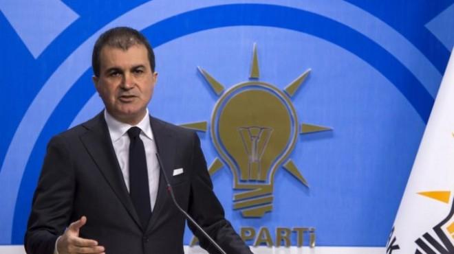 AK Partili Çelik'ten çok önemli seçim açıklaması!