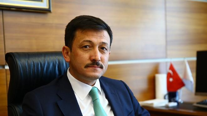 AK Partili Dağ CHP ve Kocaoğlu'nu hedef aldı: Biz yatırım diyoruz, onlar kavga!