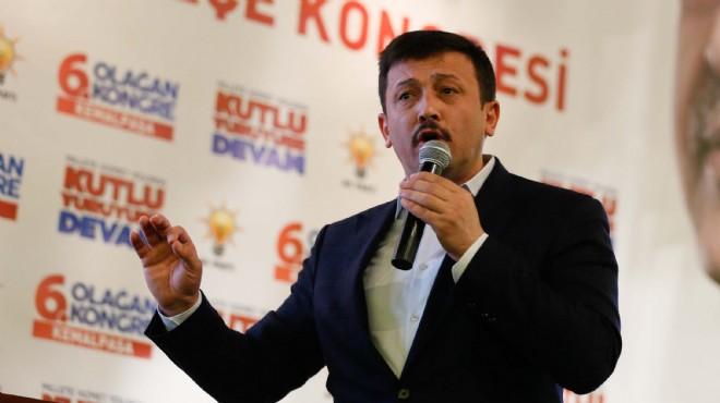 AK Partili Dağ'dan Afrin mesajı: Tarihe gömüldüler!