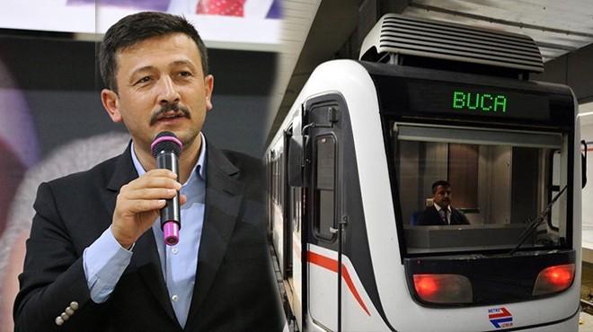 AK Partili Dağ'dan Büyükşehir'e 'metro' çağrısı: Eksikleri tamamlayın