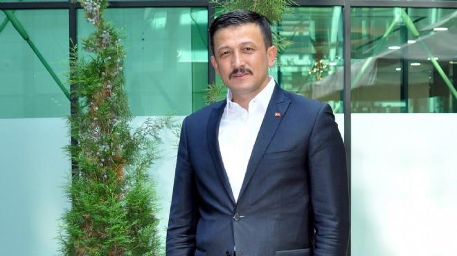 AK Partili Dağ'dan CHP'li Tanrıkulu için suç duyurusu: Biz HDP'yi bilirdik...