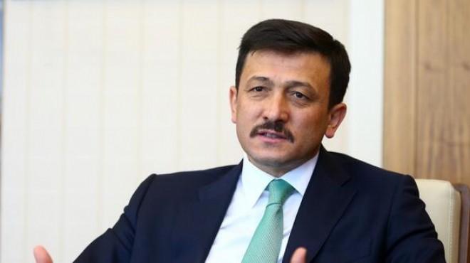 AK Partili Dağ'dan İYİ Partili Özeren'e tepki