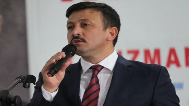 AK Partili Dağ'dan meclis üyelerine 2019 mesajları