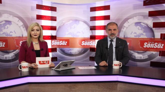 AK Partili Delican'dan SonSöz TV'de önemli mesajlar: CHP İzmir'i artık çantada keklik göremeyecek!