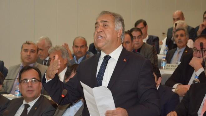 AK Partili Doğan'dan 'işçi' çıkışı: Kocaoğlu'na tepki!