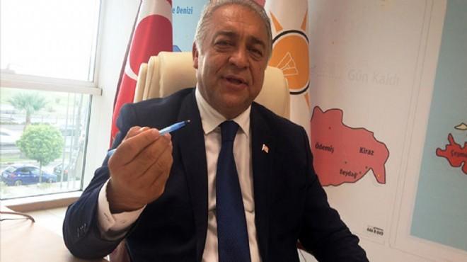 AK Partili Doğan'dan Kocaoğlu çıkışı: Yeniden aday olacak!