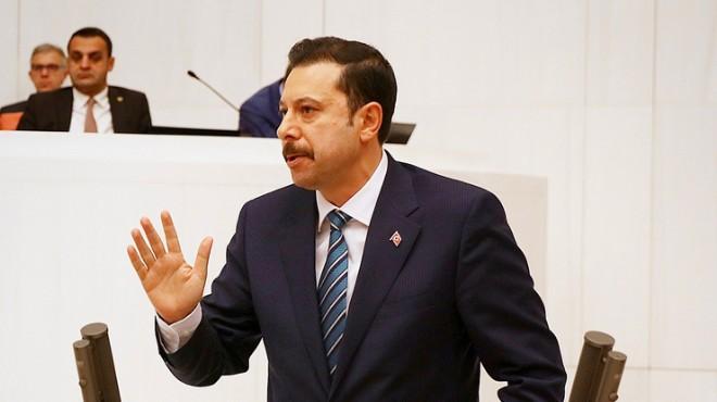 AK Partili Kaya'dan Başkan Selvitopu'na 'plan' eleştirisi: Çatlasanız da patlasınız da yapacağız!